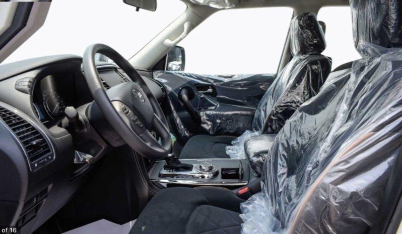 2019 Nissan Patrol XE 4.0L full