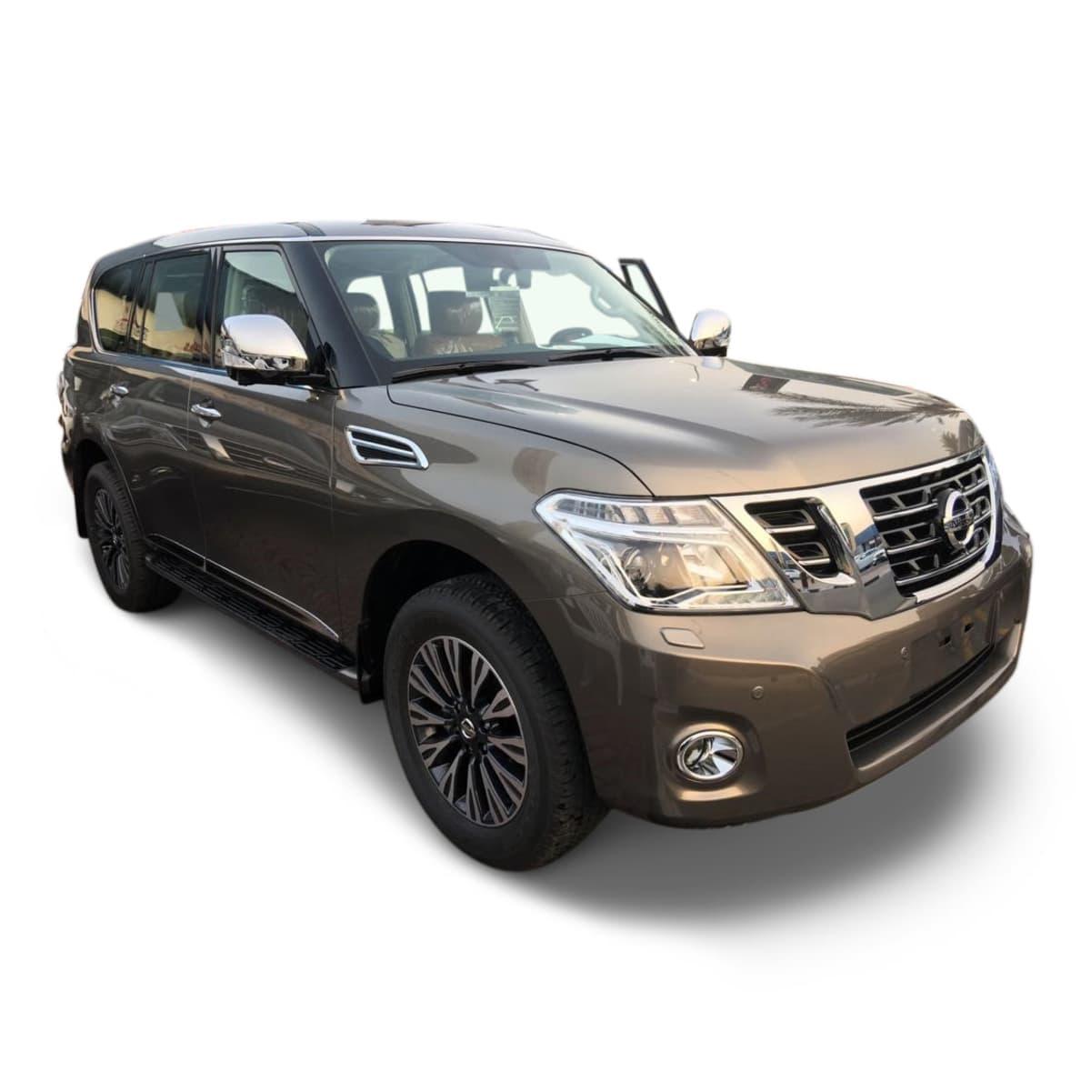2018 Nissan Patrol Se Platinum 4