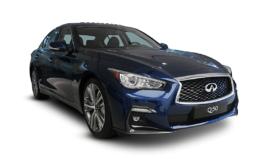 2018 انفينيتي كو ٥٠ 2.0L Turbo Luxury