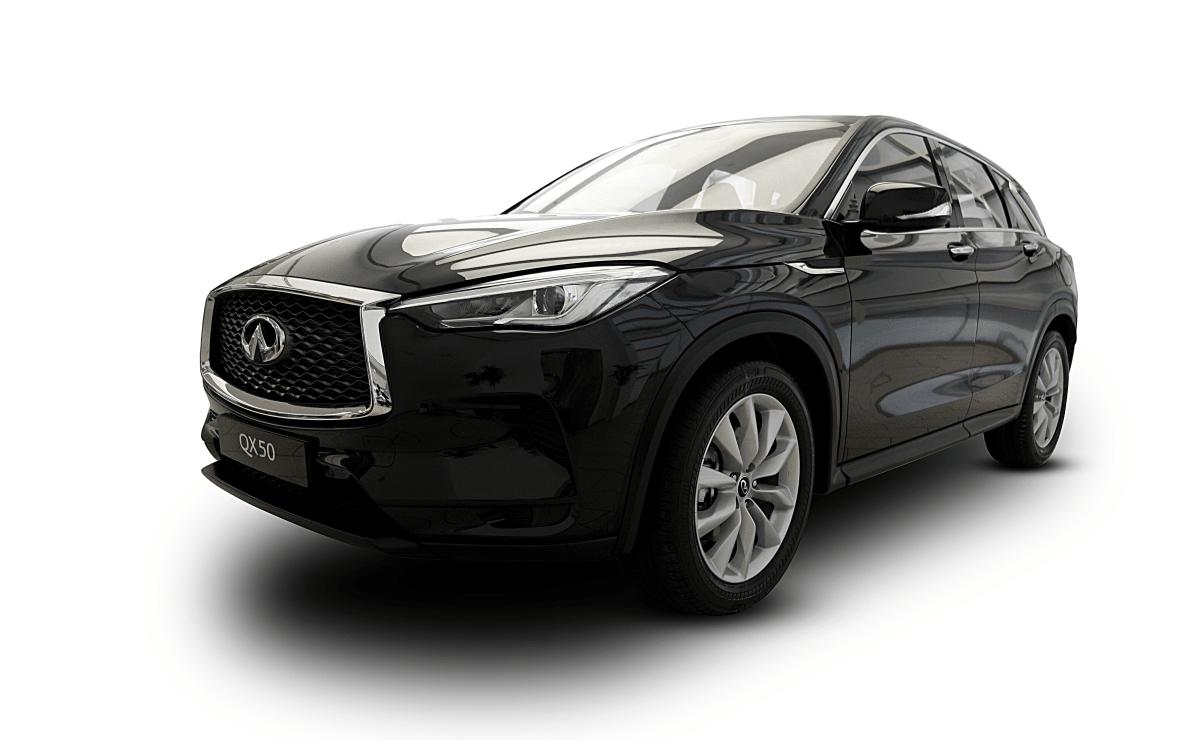 2019 Infiniti QX50 Luxury 2.0L Turbo