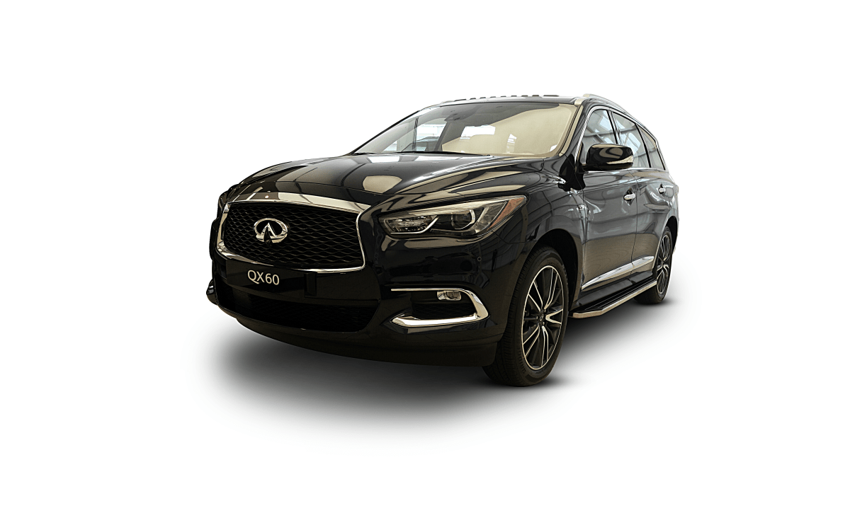 2018 Infiniti QX60 Luxury 3.5L