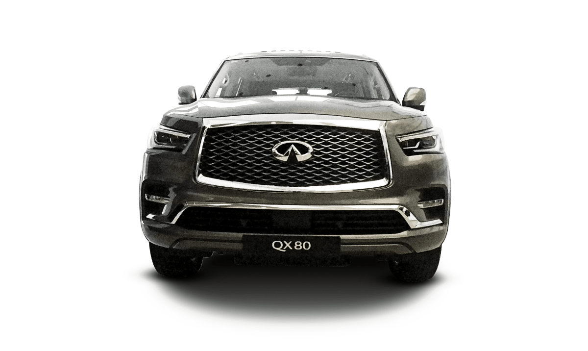 2018 Infiniti QX80 Luxury 5.6L full