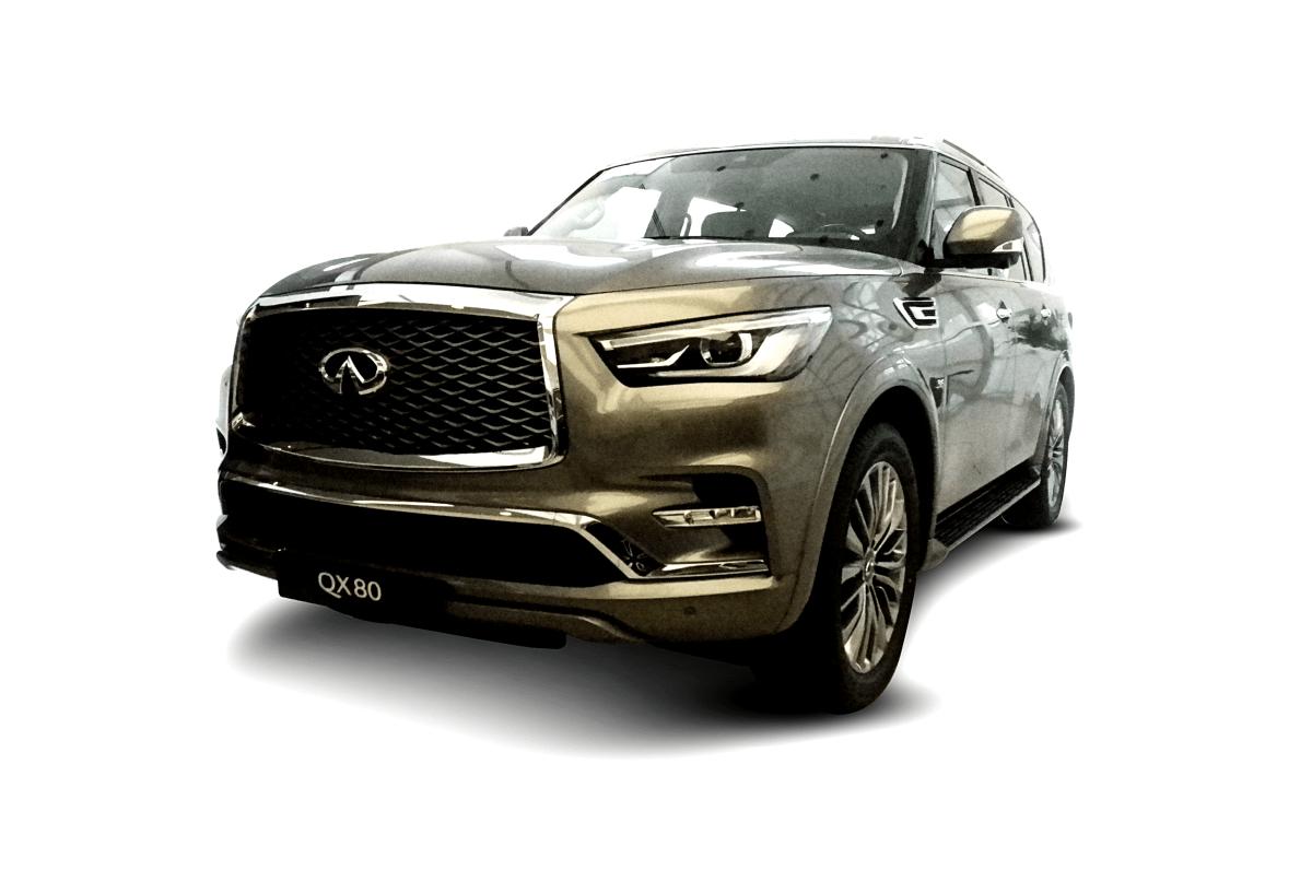 2018 Infiniti QX80 Luxury 5.6L