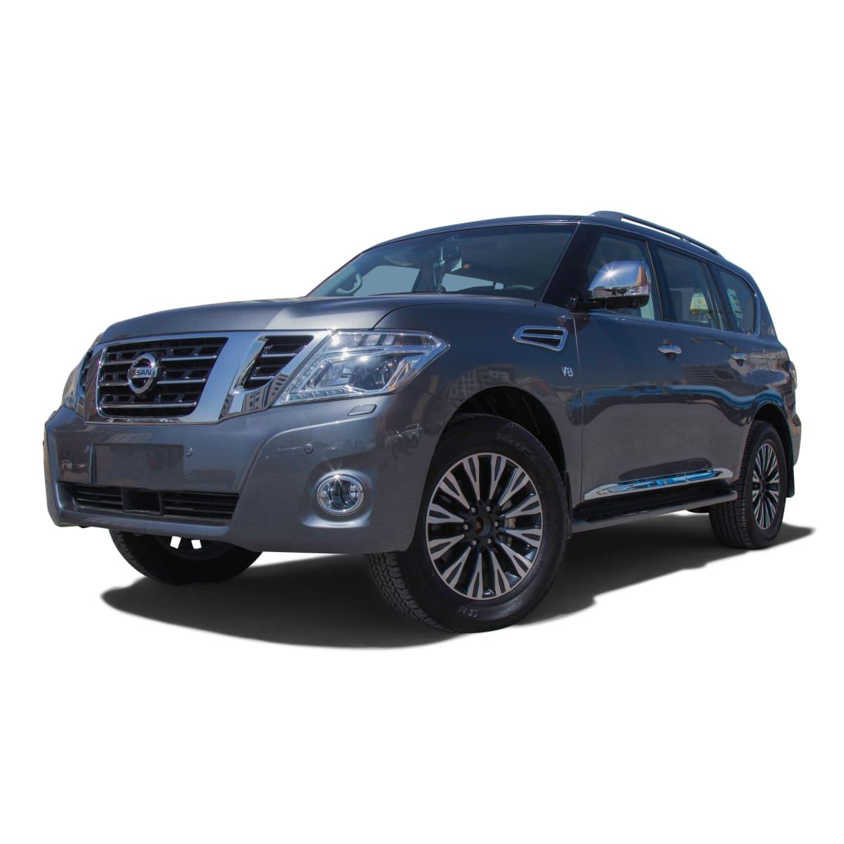 2018 Nissan Patrol Le Platinum City 5.6L